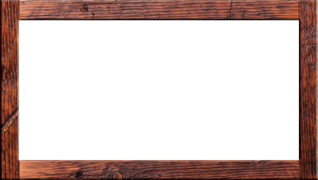 Wooden Photo Frame Png Wooden frame